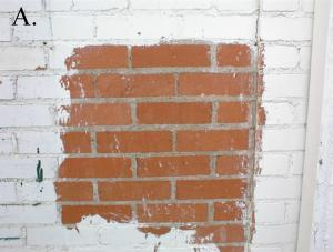 - Exterior paint removal from brick minimalist ...